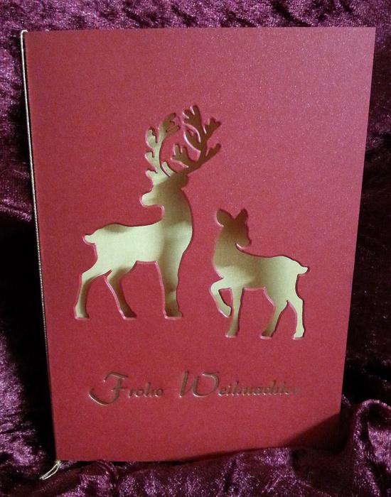 die kleine bleilaus weihnachtskarten. Black Bedroom Furniture Sets. Home Design Ideas